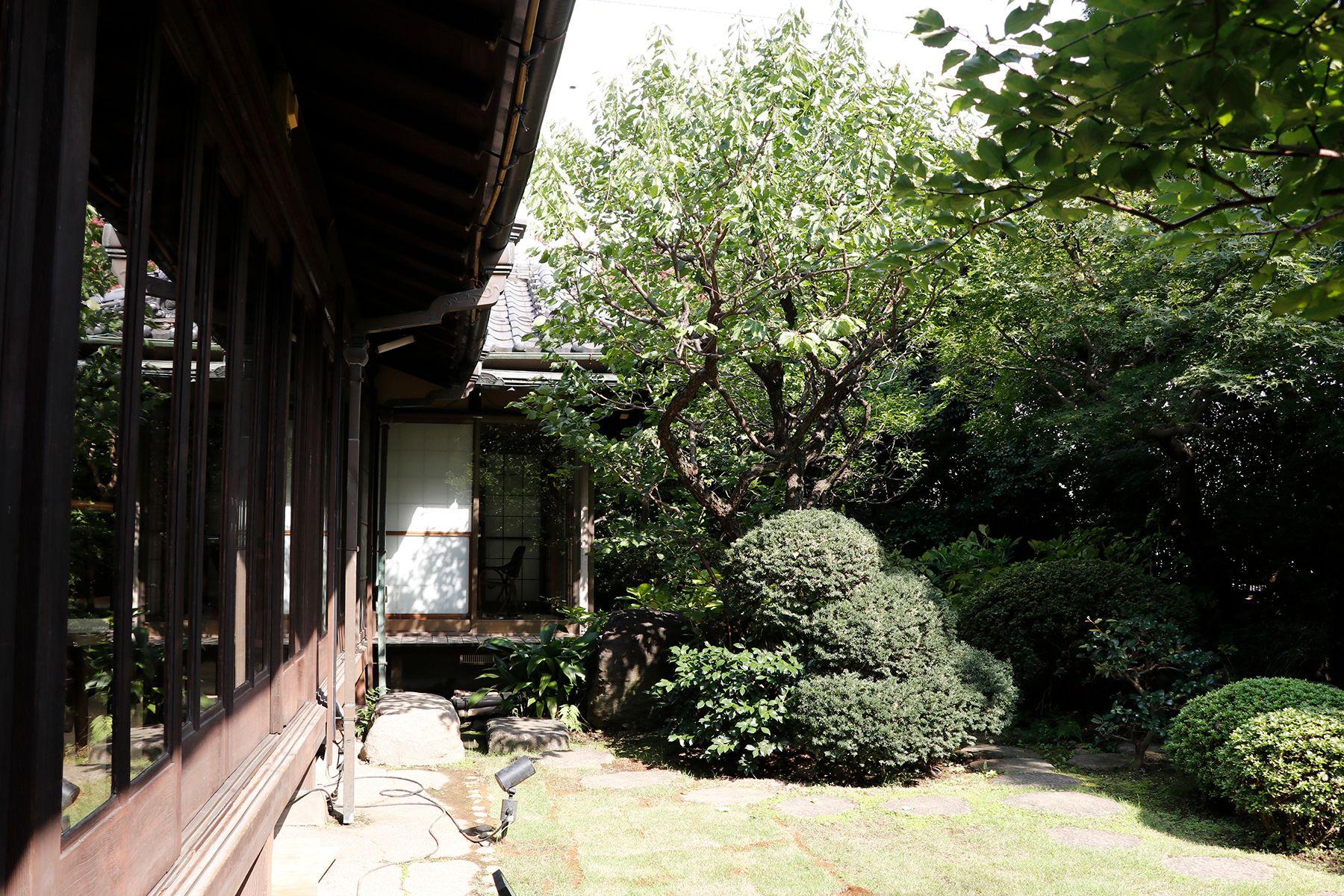 昭和の家(しょうわのいえ)廊下