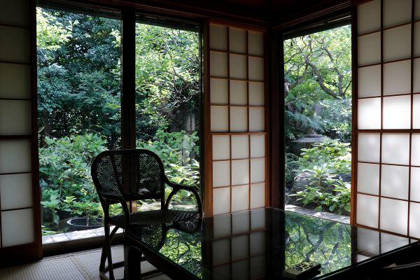昭和の家(しょうわのいえ)玄関