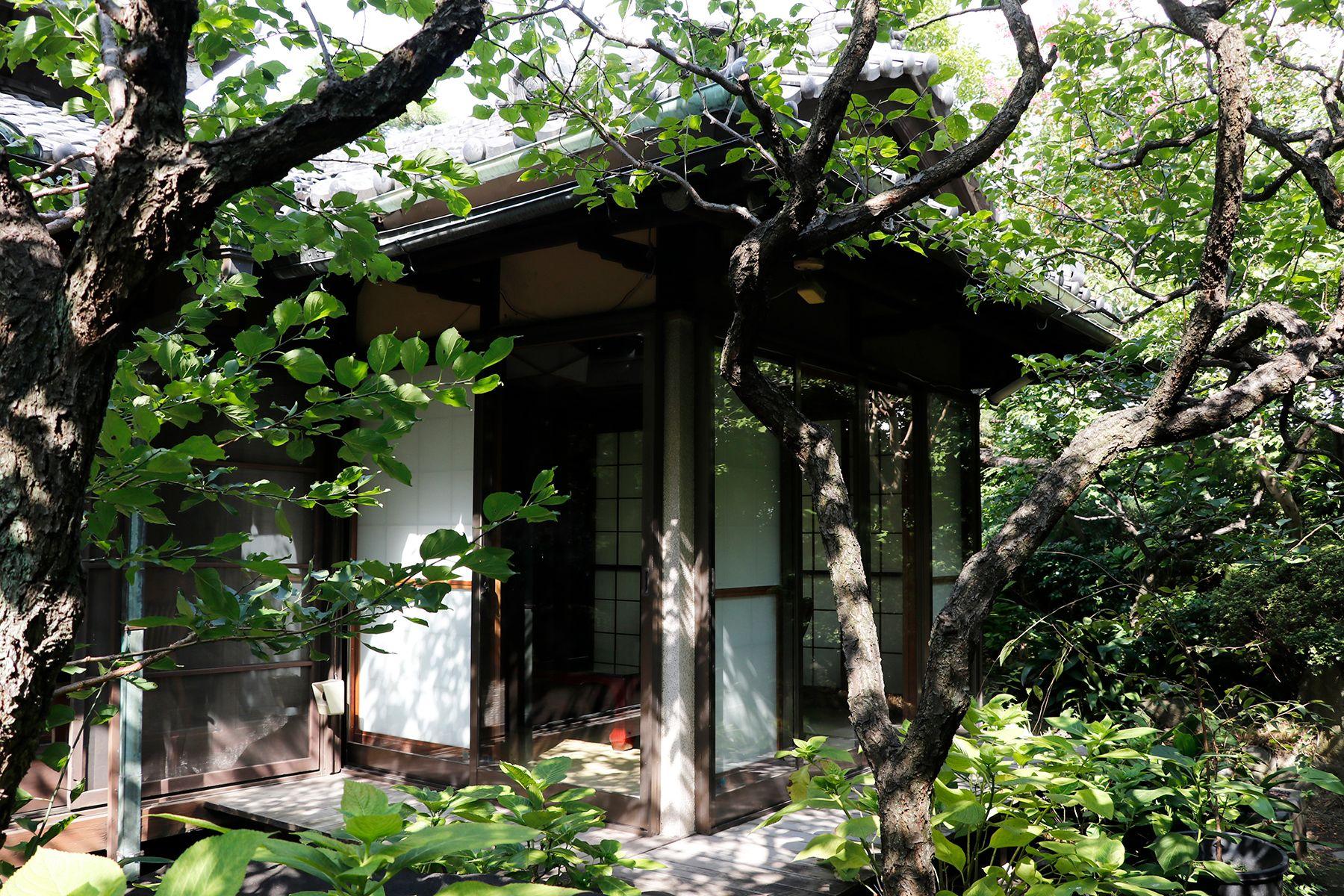 昭和の家(しょうわのいえ)玄関 外観