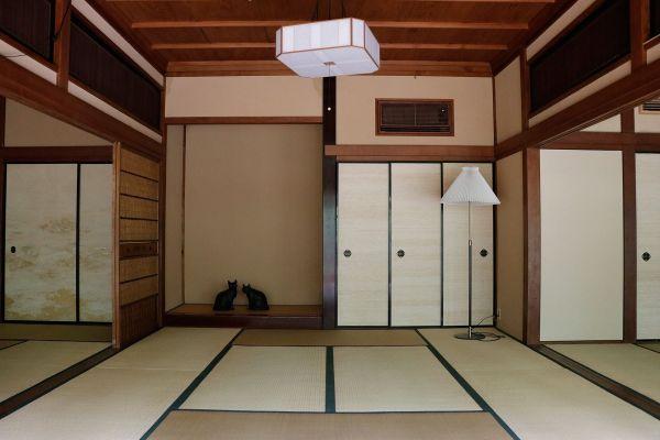 昭和の家(しょうわのいえ)和室AからC