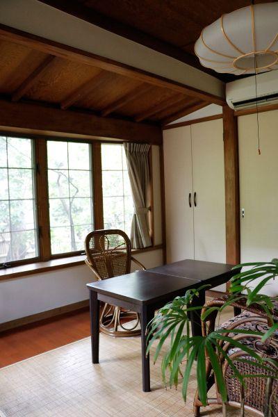 昭和の家(しょうわのいえ)洋室