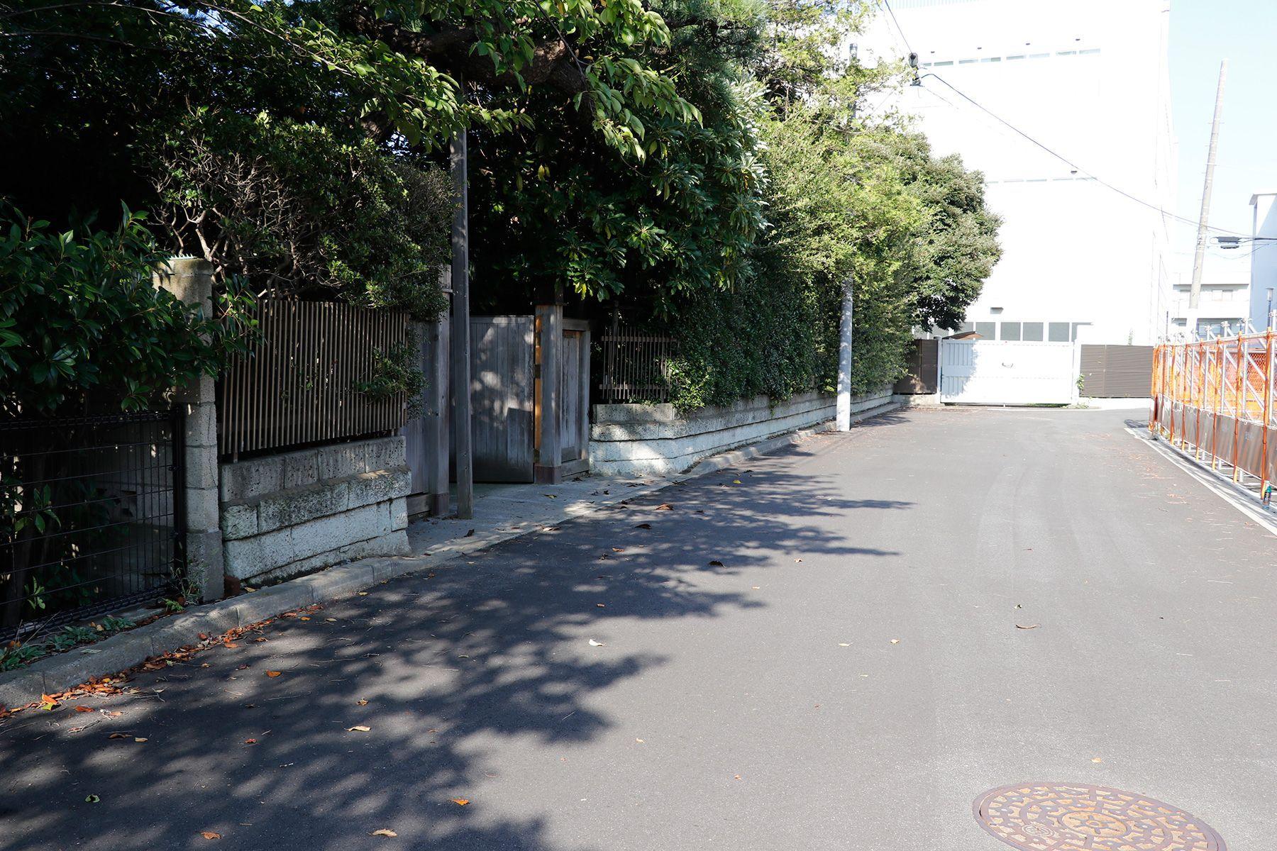昭和の家(しょうわのいえ)和室 襖の柄 背景としても