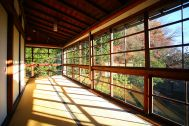 旅館 喜多屋 (キタヤ):大広間の広縁