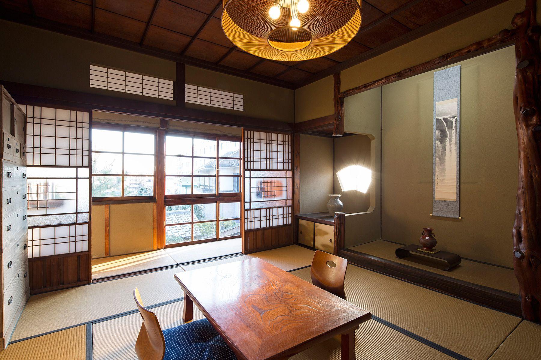 旅館 喜多屋 (キタヤ)2階客室1