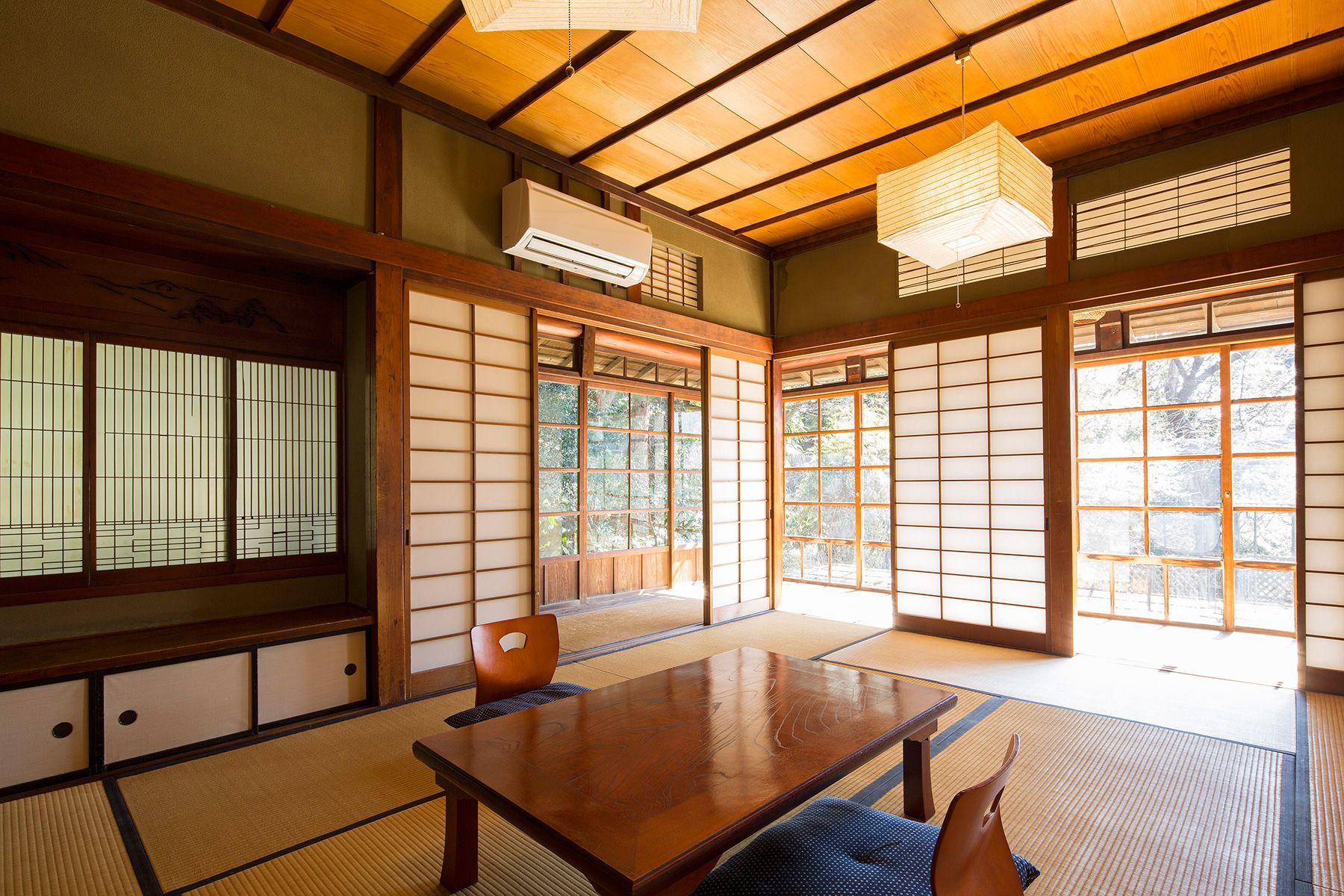 旅館 喜多屋 (キタヤ)1階客室1