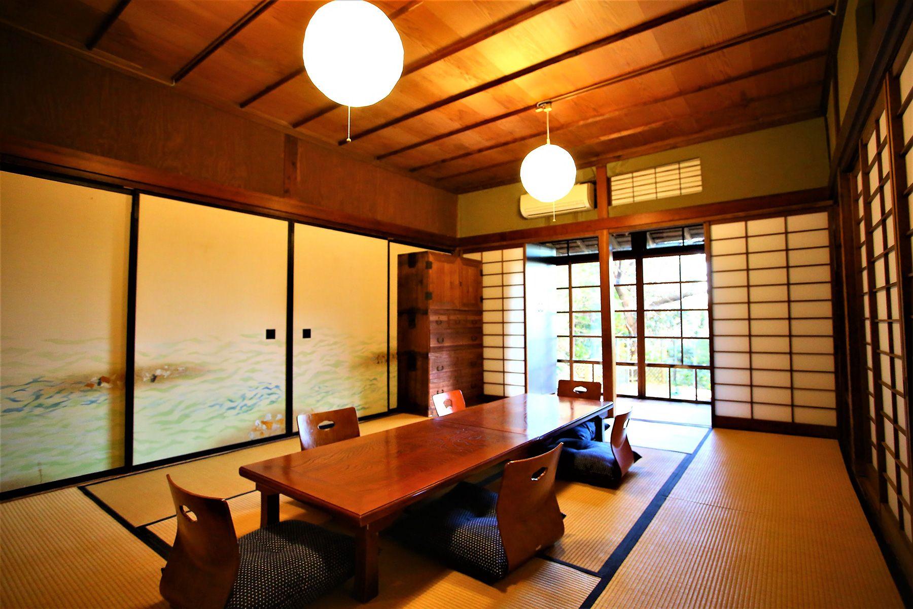 旅館 喜多屋 (キタヤ)1階客室2