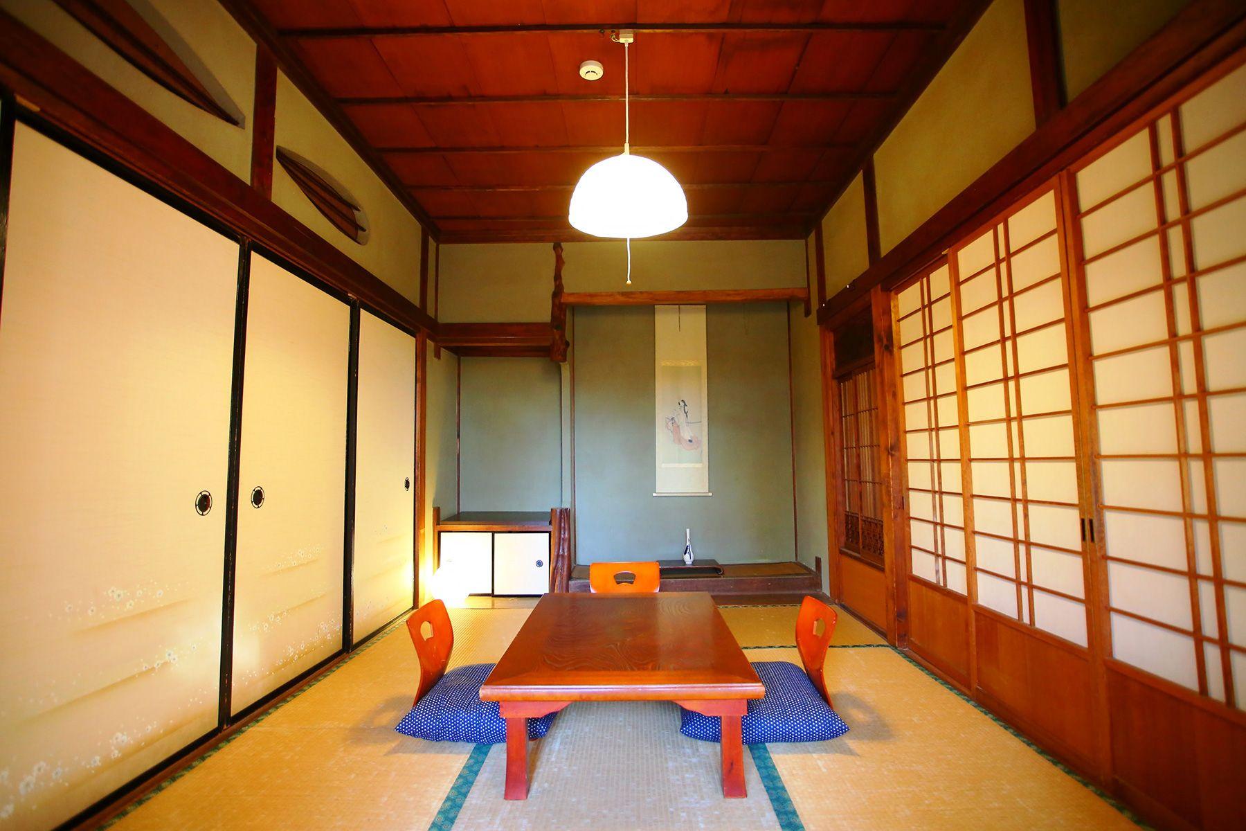 旅館 喜多屋 (キタヤ)1階客室4