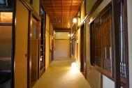 旅館 喜多屋 (キタヤ):1階廊下