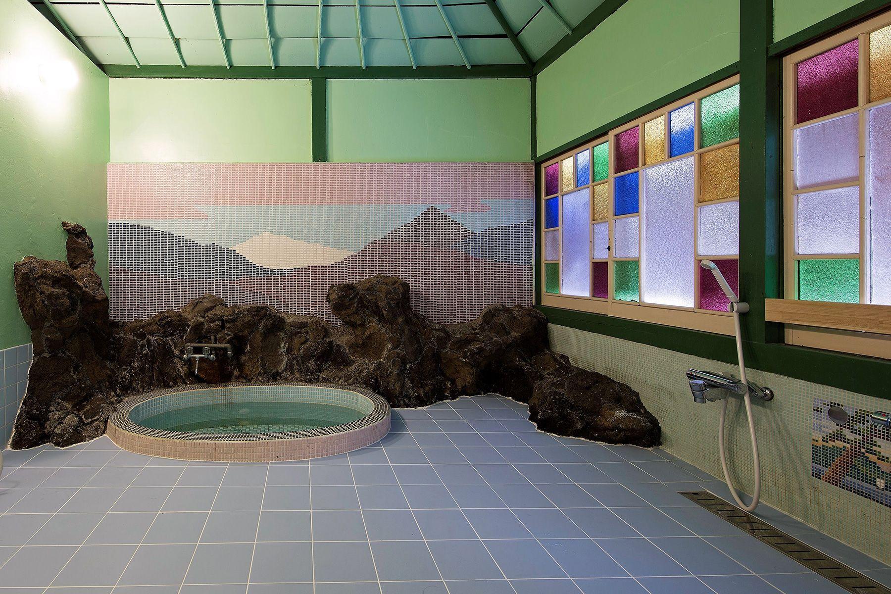 旅館 喜多屋 (キタヤ)お風呂