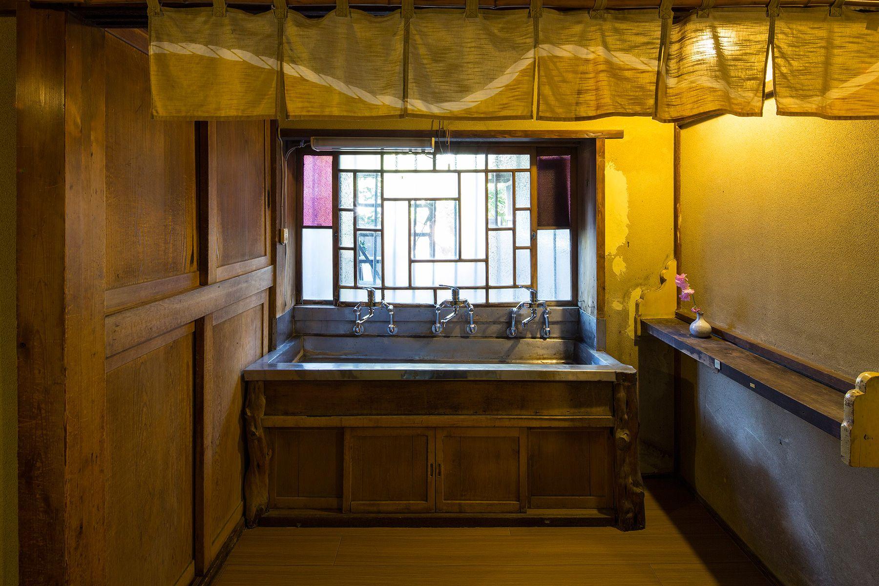 旅館 喜多屋 (キタヤ)洗面所