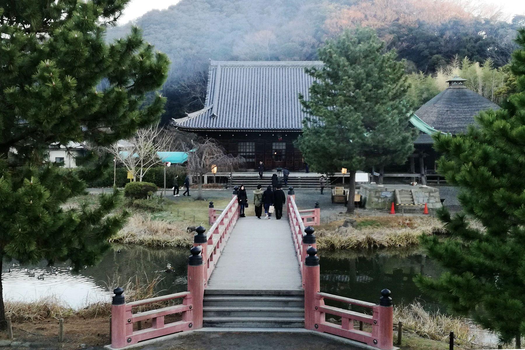 旅館 喜多屋 (キタヤ)近隣ロケーション・称名寺