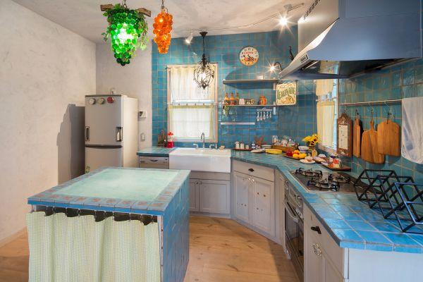 L'atelier onze (アトリエ オーンズ)キッチン・ダイニング