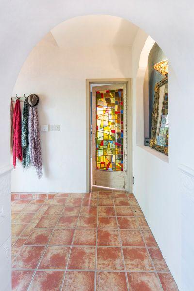 L'atelier onze (アトリエ オーンズ)1F 玄関横アプローチ