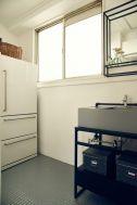 AROUND THE CORNER (アラウンド ザ コーナー):冷蔵庫も完備
