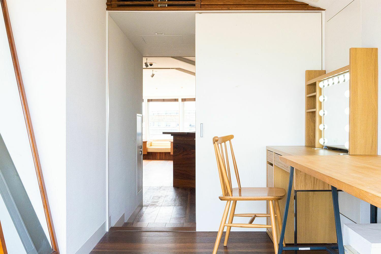 Studio TERRANOVA Cst 屋上バルコニー (スタジオテラノヴァ)ビル前駐車場 最大2台分利用可能