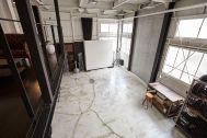 Studio I-AM (スタジオ アイアム):1F ロフトから俯瞰