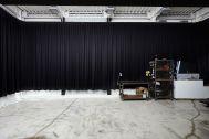 Studio I-AM (スタジオ アイアム):1F 遮光カーテン付き