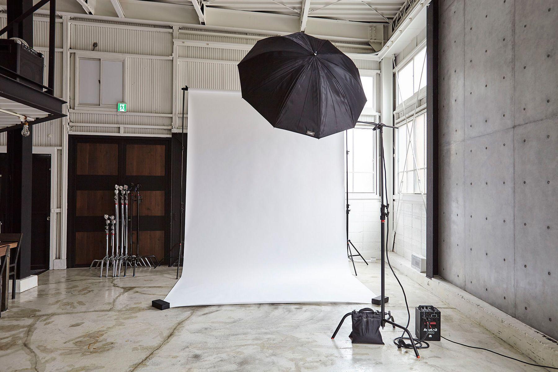 Studio I-AM (スタジオ アイアム)ペーパー設置可能