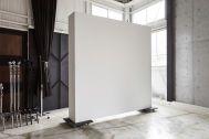 Studio I-AM (スタジオ アイアム):可動式壁