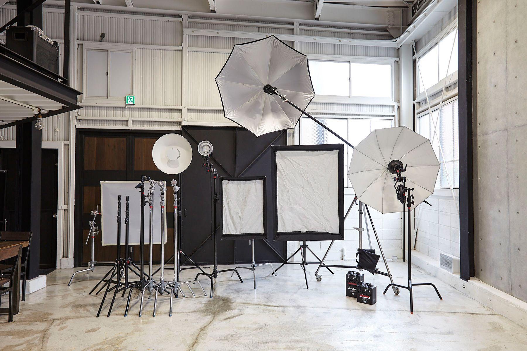 Studio I-AM (スタジオ アイアム)レンタル機材(有料)