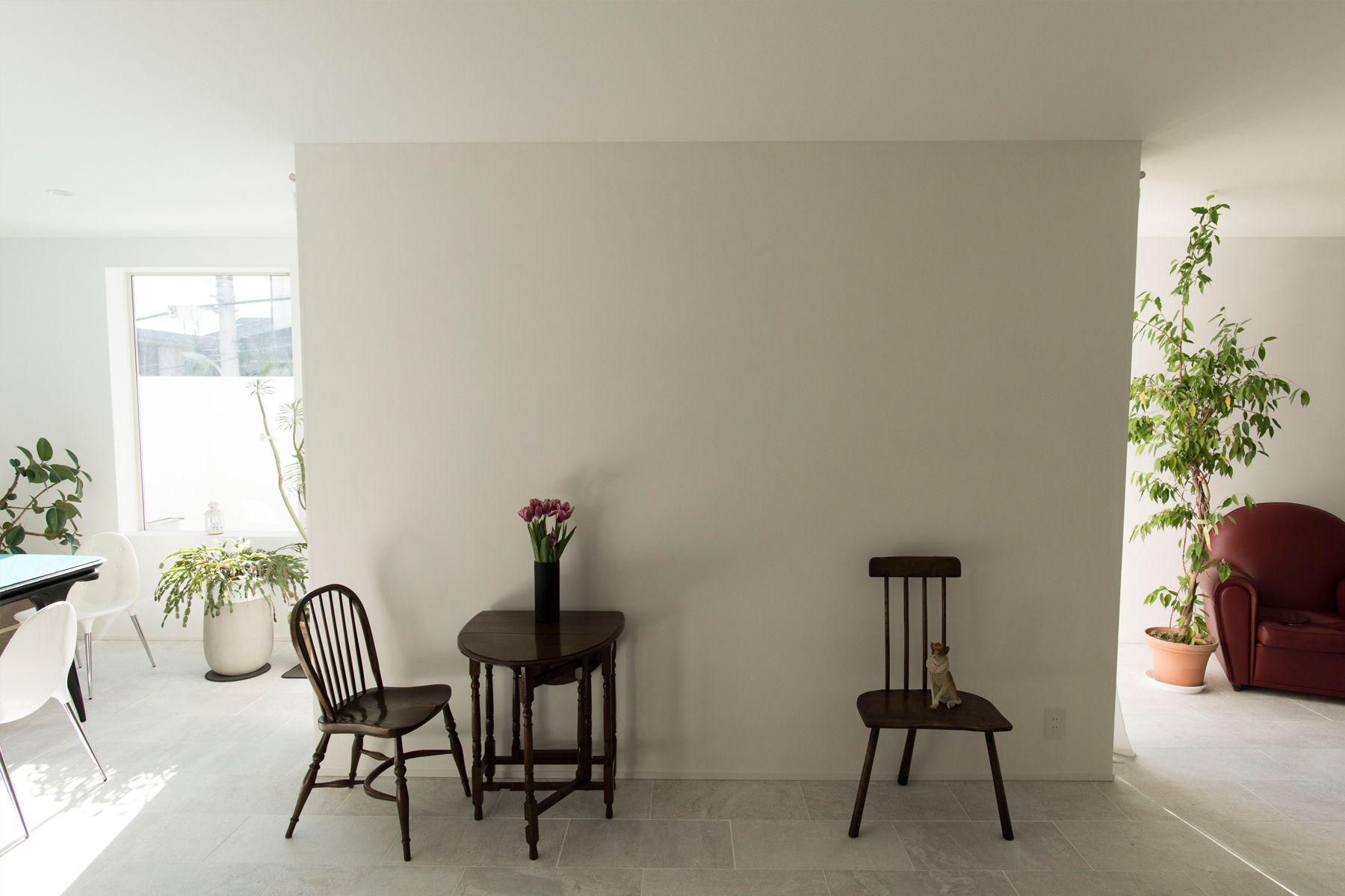 104/個人宅 (イチマルヨン)1F キッチン前スペース