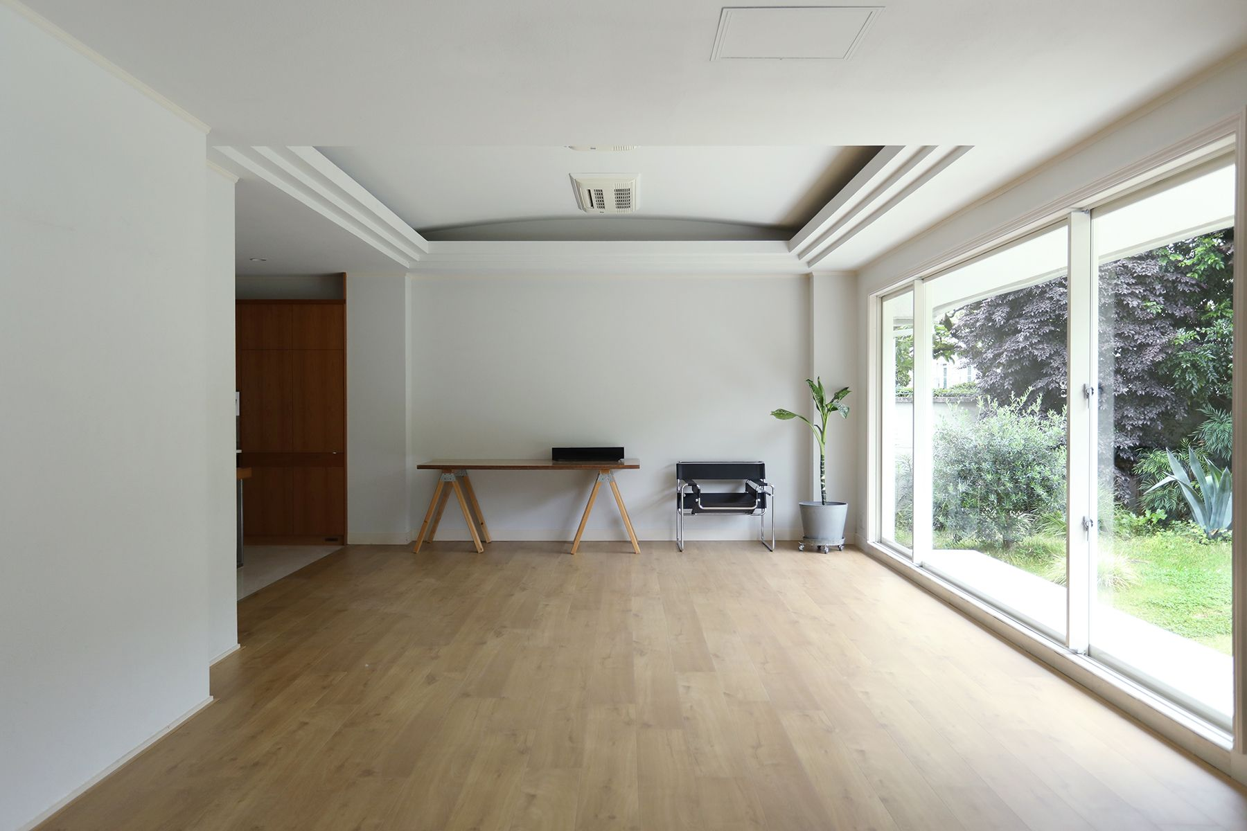 SHILO STUDIO MEGURO (シロスタジオ メグロ)1F 庭