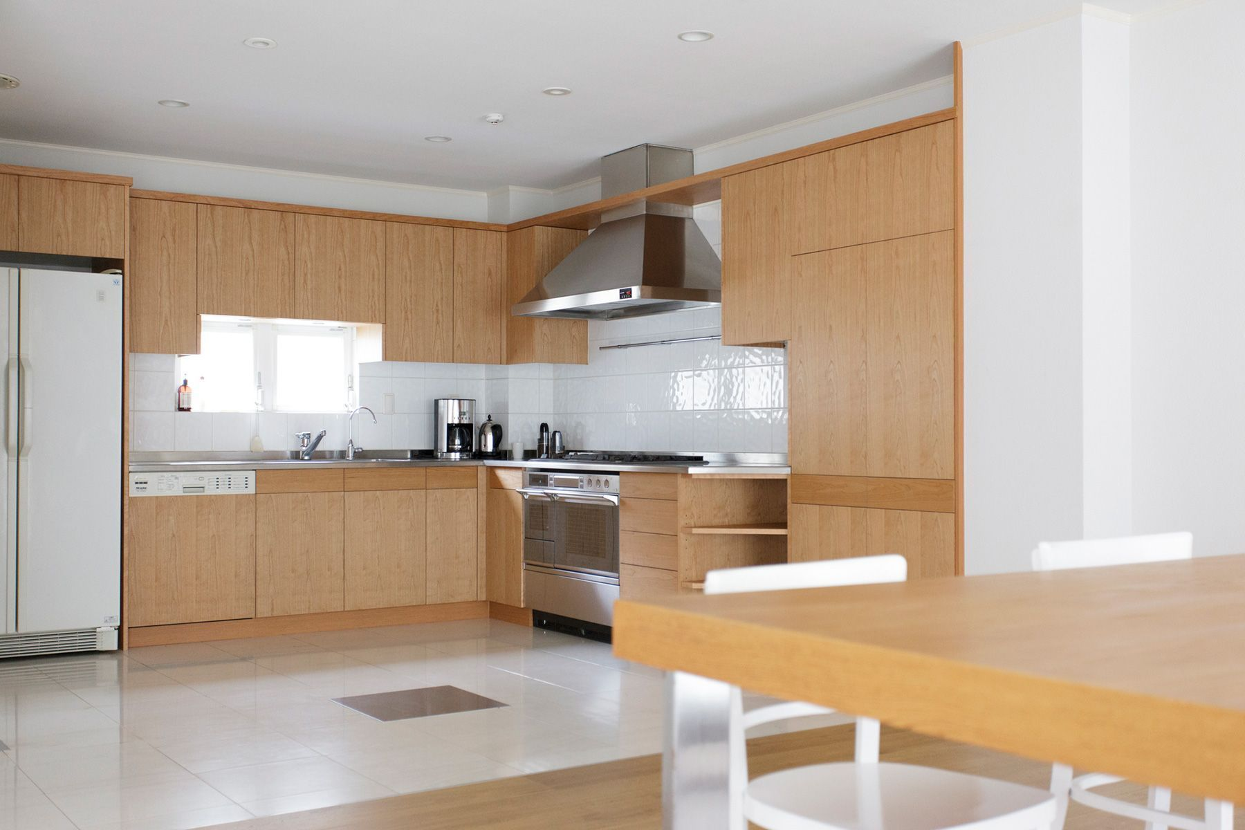 SHILO STUDIO MEGURO (シロスタジオ メグロ)1F キッチン