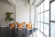 STUDIO SAND 1F(スタジオサンド1F):西側に掃出し窓あり