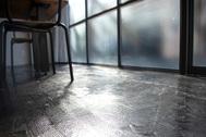 STUDIO SAND 1F(スタジオサンド1F):中央のドアは開閉可能