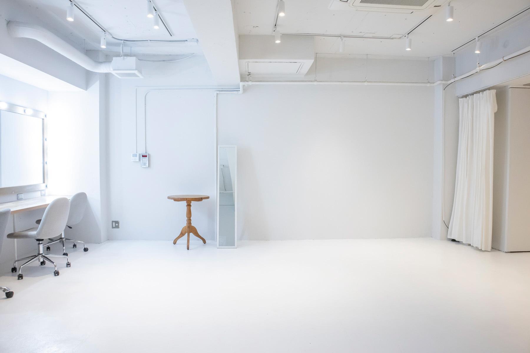 STUDIO SAND 1F(スタジオサンド1F)地下のみの貸出も可能