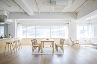 STUDIO SAND 2F (スタジオサンド2F):レンジ・オーブン機能付き