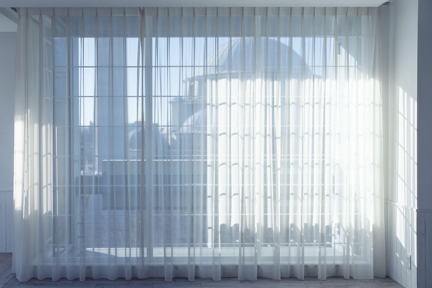 Studio TERRANOVA Dst  キッチン+バルコニー  (スタジオテラノヴァ)ガラスの4枚引き戸 / 南東方角