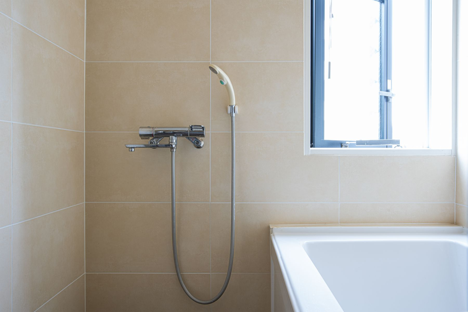 Studio TERRANOVA Dst  キッチン+バルコニー  (スタジオテラノヴァ)【Option】浴室・洗面所