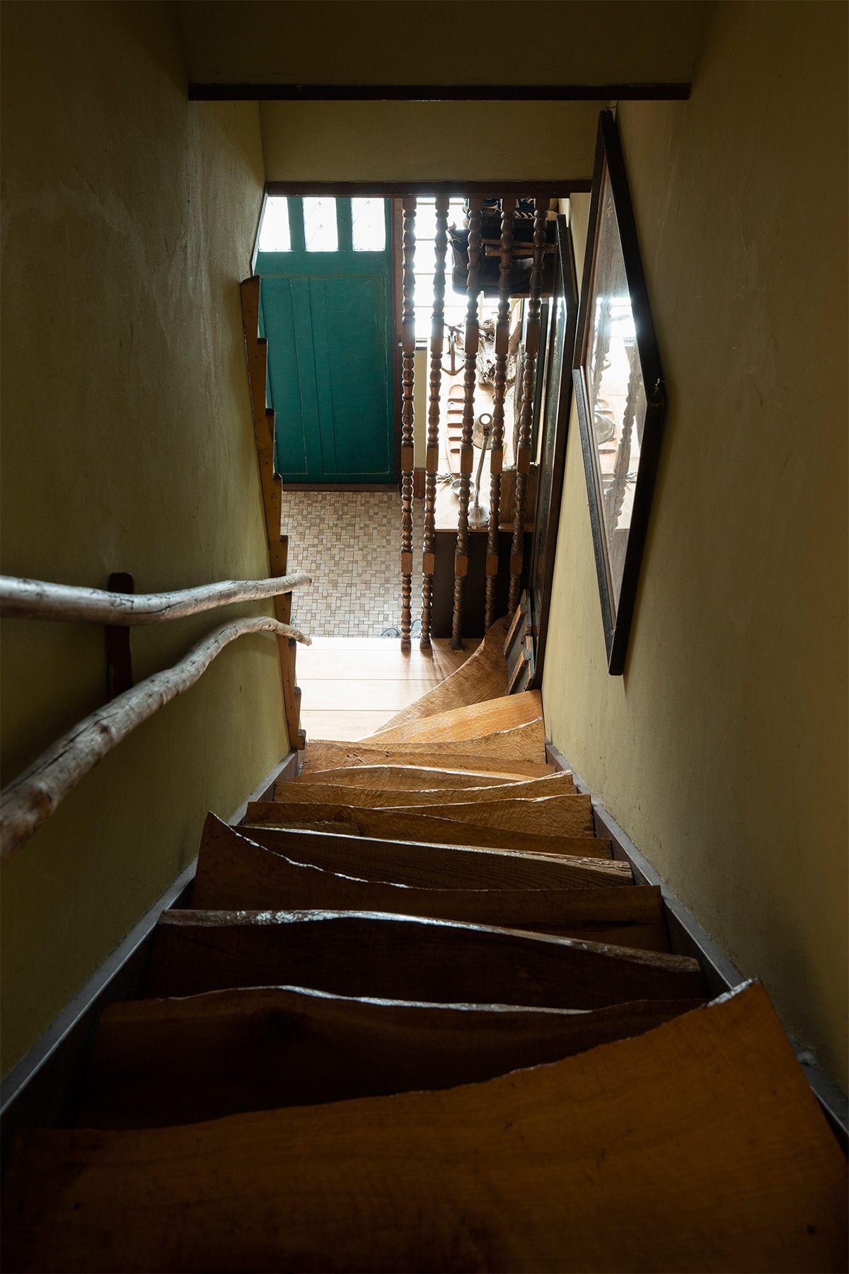 kifkif(キフキフ)/個人宅階段