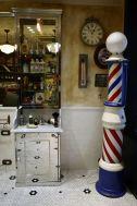 Barber LUDLOW BLUNT (ルドロウ ブラント):BARBERサイン