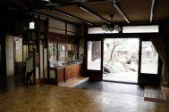 HOMEIKAN 森川別館/旅館 (ホウメイカン):玄関