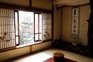 HOMEIKAN 森川別館/旅館 (ホウメイカン):桔梗(8畳)窓は南向き