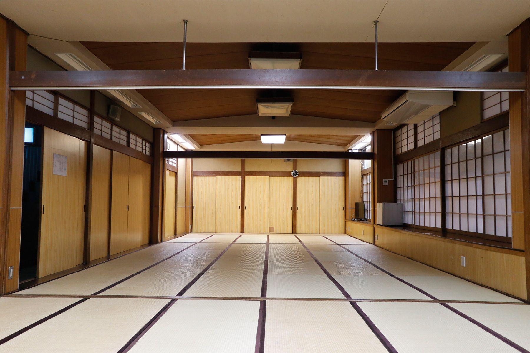 HOMEIKAN 森川別館/旅館 (ホウメイカン)大広間 57畳