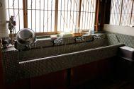 HOMEIKAN 森川別館/旅館 (ホウメイカン):洗い場