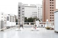HOMEIKAN 森川別館/旅館 (ホウメイカン):屋上