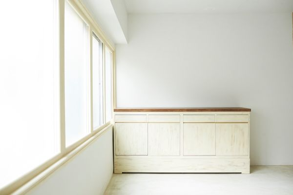 Studio & Rental Space  or (スタジオ オーアール)可動式カウンター(白面)