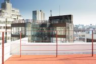 Studio & Rental Space  or (スタジオ オアー):屋上sky:事前にご相談