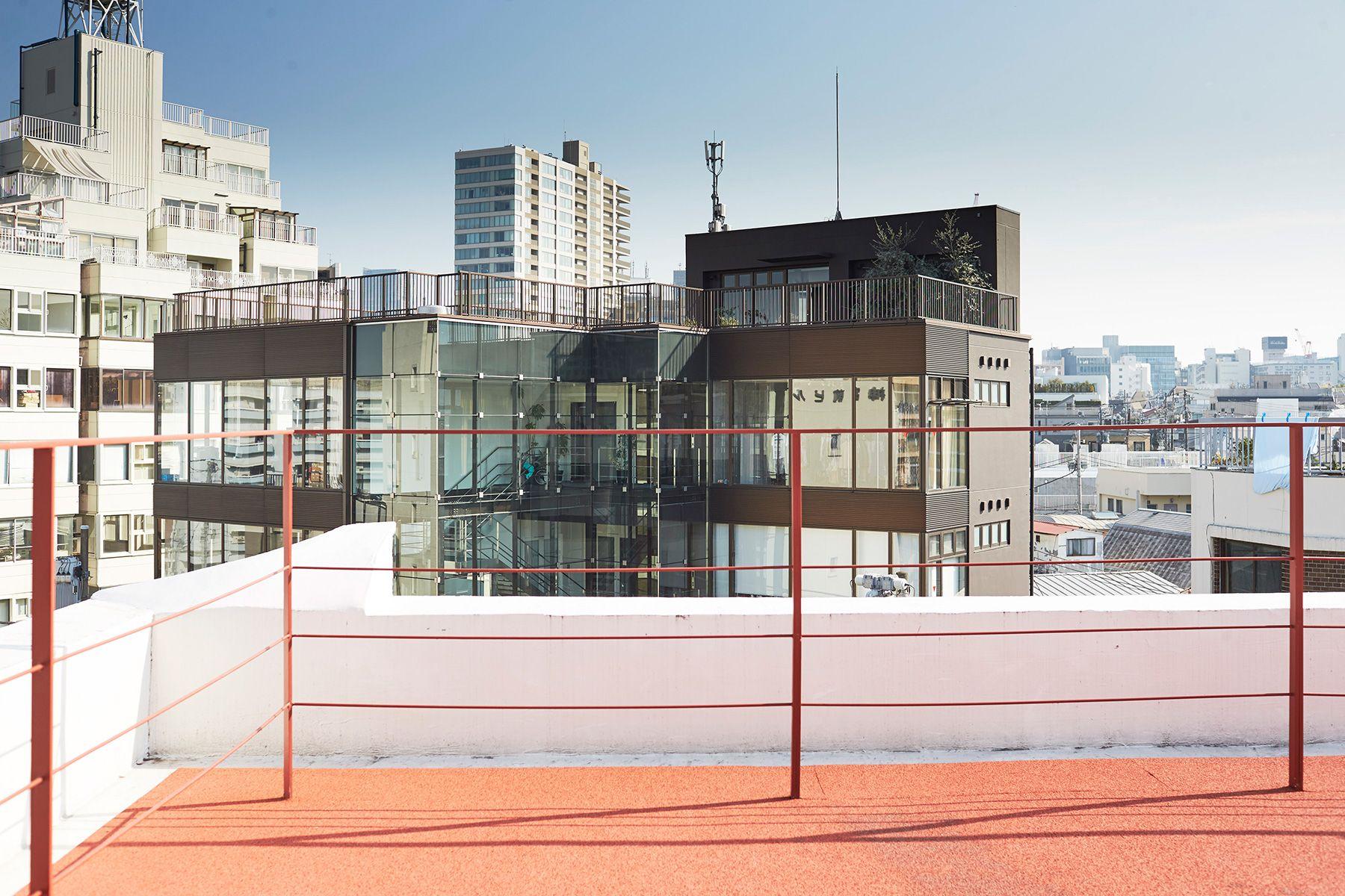 Studio & Rental Space  or (スタジオ オアー)屋上sky:事前にご相談