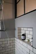 鎌高サーフハウス/個人宅:1F バスルーム