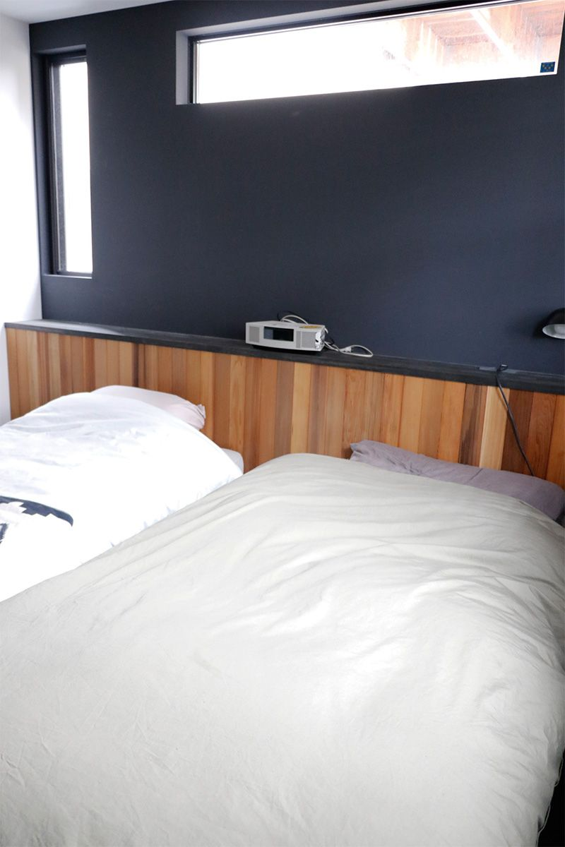 鎌高サーフハウス/個人宅1F ベッドルーム