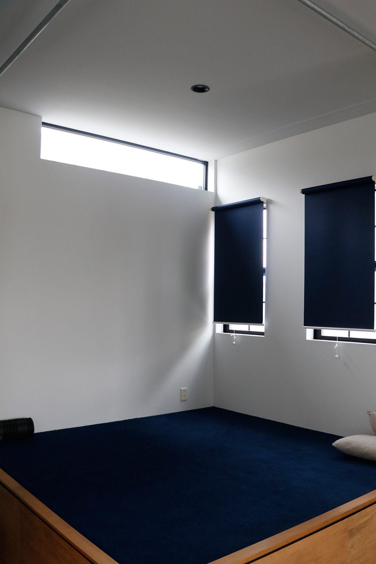 鎌高サーフハウス/個人宅2F 小上がりなスペース