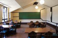 自由学園明日館(重要文化財):教室