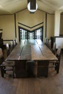 自由学園明日館(重要文化財):食堂