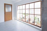 RE studio (アールイースタジオ):窓の方角:北