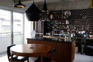 In the concrete/個人宅 (イン ザ コンクリート):2F キッチン・ダイニング